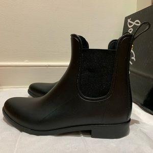 Sam Edelman Women's Tinsley Rainboot Size 7M Black